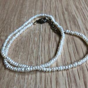 Simple Freshwater Pearls